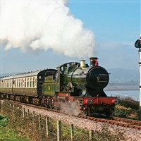 Somerset Scenes and Steam 2019