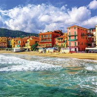 Alassio, Italy's Riviera of Flowers