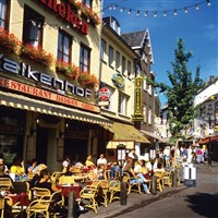 Valkenburg, Crossroads of Europe 2020