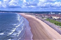 Aberavon Beach and Welsh Coastal Scenes 2021