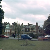 Bletchley Park - the Codebreakers