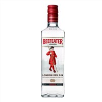 Beefeater Gin with lunch