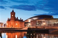 Cardiff Bay and Welsh Highlights 2020