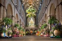 Chichester Cathedral Festival of Flowers 2020