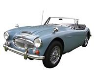 Helmingham Festival of Classic cars