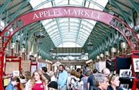 Columbia Road Flower Market & Covent Garden