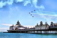 Eastbourne Airbourne 2020 with cream tea