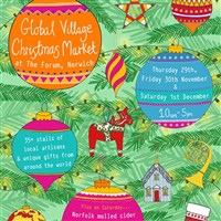 Norwich Global Christmas Fair