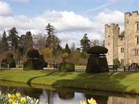 Hever Castle & Gardens on VE day