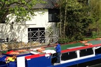 Hertfordshire Canal Cruise and lunch