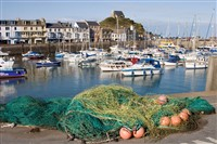 Ilfracombe at Easter 2021
