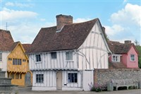 Lavenham and Lunch