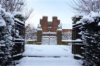 Christmas at Layer Marney Tower