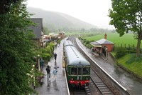 Llangollen Railway & National Brewery Museum 2021