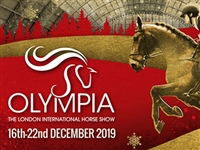 International Horse of the Year show 2019
