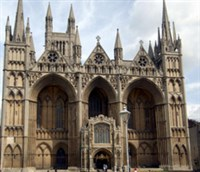Peterborough - Cathedral City & Shopping