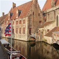 Brugge via Eurotunnel