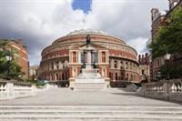 Royal Albert Hall Tour and the V&A