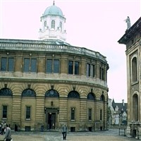 Oxford - Historic University City