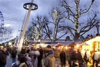 Winter Festivities on the South Bank,London