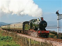 The Mendips, the Quantocks and the WSR 2020