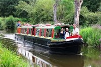 Wey and Arun Canal Cruise with ploughmans lunch