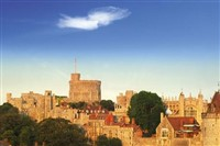 Windsor town and Windsor Castle (incl entry)
